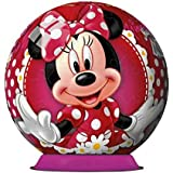 Ravensburger Disney Minnie Mouse Puzzleball (72 Pieces)