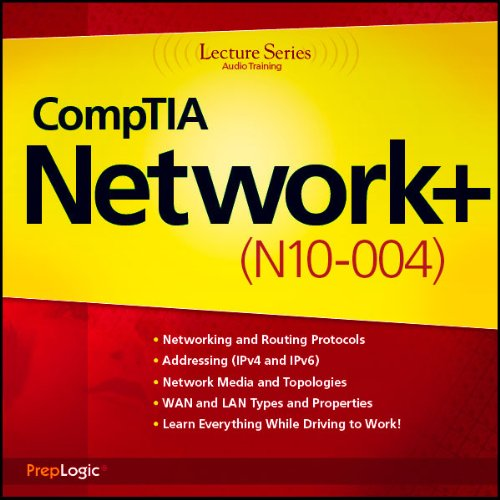 CompTIA Network+ (N10-004) Lecture Series - N10-serie