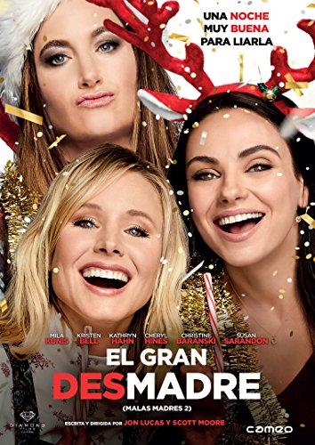 El gran desmadre (Malas madres 2) [DVD]