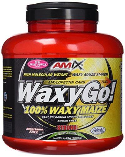 Amix Waxy Go! Carbohidratos - 2000 gr_8594159536159