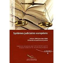 Systemes Judiciaires Europeens, Edition 2008: Efficacite Et Qualite De La Justice, Données 2006