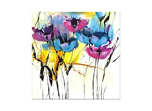 Original Kunst Acrylbild Bild / Blumenbild Malerei - floral Bild kaufen von Isabelle zAcheR-fineT