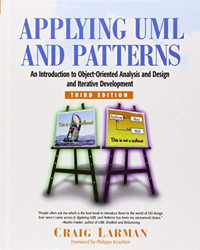 Applying UML and Patterns: An Introduction to Object-Oriented Analysis and Design and Iterative - Das Store-design Software