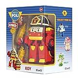 Rocco Jouets 83093Robocar Poli–Roy Figurine Transformable avec lumières