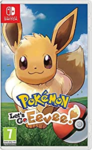 Pokemon Lets Go Eevee! (Nintendo Switch)