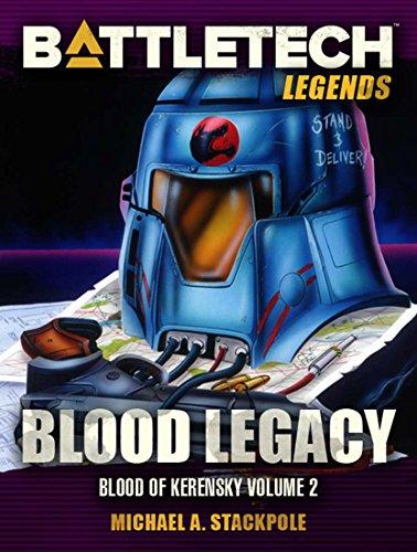 BattleTech Legends: Blood Legacy (Blood of Kerensky Book 2) (English Edition)
