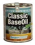 Berger-Seidle Classic Base Oil Color, Tiefenimprägnierung, 1 Liter, Wenge