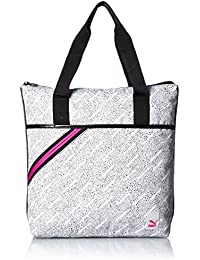Puma Archive Shopper Woven – Puma White de Puma Graphic de Black, OSFA