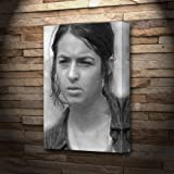 Seasons ALANNA MASTERSON - Canvas Print (A5 - Signed by the Artist) #js002