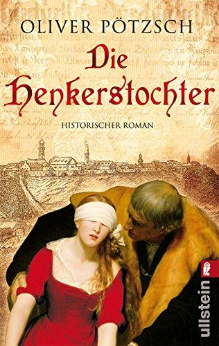 Buchcover Die Henkerstochter