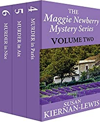 Books 4, 5 & 6 in the Maggie Newberry Mystery Series (The Maggie Newberry Mystery Series Box Set Book 2) (English Edition)
