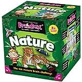 Green Board Games - Jeu de mémoire - BrainBox Nature - Langue : anglais
