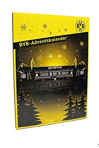 BVB Borussia Dortmund Fußball Adventskalender Kalender 2017