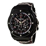 Tw Steel Reloj analogico para Hombre de Cuarzo con Correa en Piel CE4009