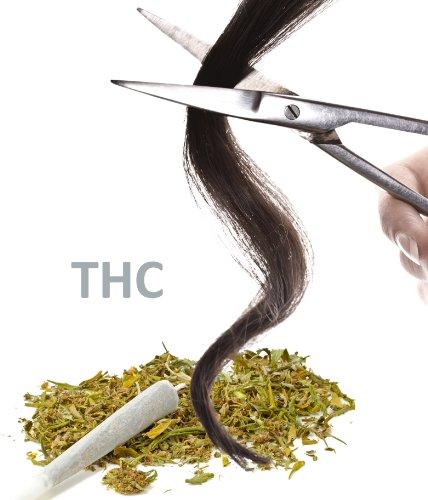 Drogentest Haaranalyse Cannabinoide THC (Haschisch/Marihuana) MPU Vorcheck - 1 -