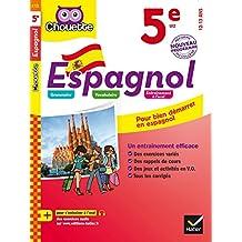 Espagnol 5e : LV2 1re année (A1 vers A2) (Chouette Entraînement Collège)