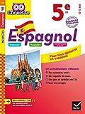 Espagnol 5e : LV2 1re année (A1 vers A2) (Chouette Entraînement Collège) (French Edition)