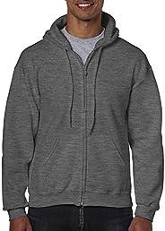 Gildan Men's Fleece Zip Hooded Sweats