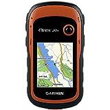 Garmin eTrex 20x - GPS deportivo con mapas de Europa Occidental, color negro y naranja