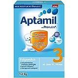 Aptamil Pronutra 3FOLGE Lait, Lot de 2(2x 1,2kg)