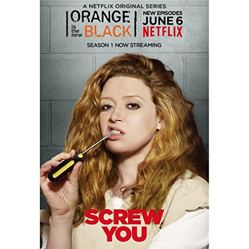 Orange Is the New Black Season 2 Poster On Silk - Affiche de Soie - 78998A