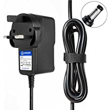 T-Power 9v AC Adapter For Brother P-Touch PT-D200 PTD200 PT-D200VP / PT-H110 , PTH110 / Brother AD-24 AD-24ES AD-20 AD-30 AD-60 / AD24 AD24ES AD20 AD30 AD60 Label Maker Power Supply Cord Charger