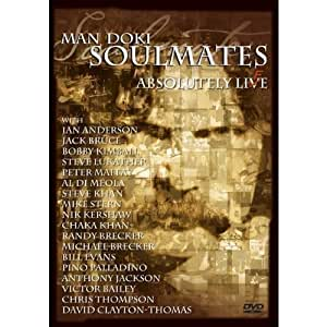 Man Doki - Soulmates Absolutely Live (+ Audio-CD) [2 DVDs]
