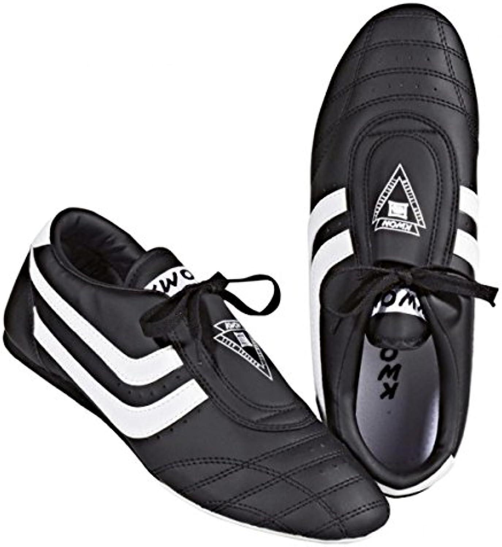 Kwon Chosun Plus - Zapatillas para artes marciales, color negro - negro, tamaño 44  -