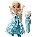 Jakks Pacific 96377 Disney Frozen Bambola Elsa Canta con Te