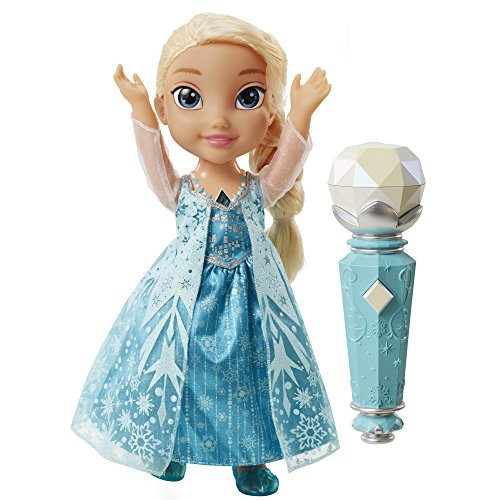 Disney Frozen Elsa Doll Sing Along