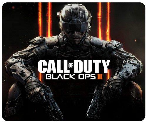 Preisvergleich Produktbild Call Of Duty Black Ops III Rechteck rutschfeste Gummi Mauspad Mauspad Matte