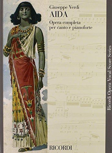 Per Canto E Pianoforte (Ricordi Opera Vocal Score) ()