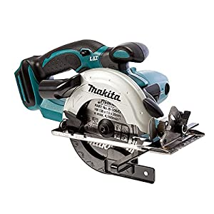 Makita DSS501Z 18V 136mm LXT Cordless Circular Saw Body Only with TCT Blade
