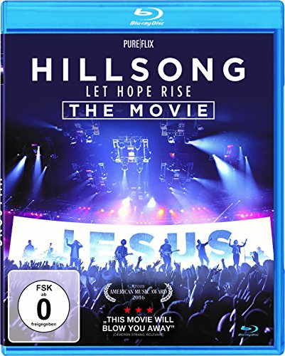 Hillsong: Let Hope Rise - The Movie (Deutsche Fassung plus Bonusmaterial)