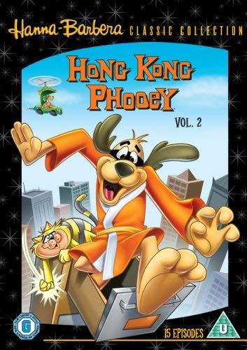 Hong Kong Phooey Volume 2 [UK Import]