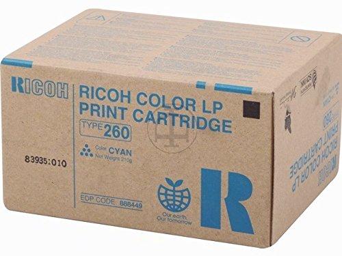 Preisvergleich Produktbild Ricoh 888347 Toner TR2 AF3228C, 10000 Seiten, cyan