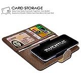 Aventus (Brown) Yota YotaPhone 2 Premium-PU-Leder Universal