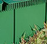 Schnecken-Barriere 4-er-Packung grün