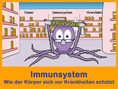 Immunsystem - wie der Körper sich vor Krankheiten schützt