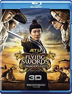 Flying Swords of Dragon Gate [Blu-ray] [Import anglais]
