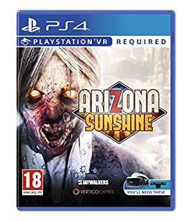 Arizona Sunshine (PSVR) (PS4) (New) (B079RSPQDP) | Amazon Products