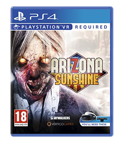 Arizona Sunshine (PSVR) - PlayStation 4 [Importación inglesa]