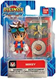 Digimon 3-inch Digifigure Mikey and Card