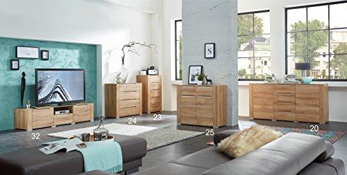 Paul DORRA61032 Lowboard, Holz, braun, 47 x 170 x 43 cm - 3