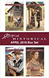 Love Inspired Historical April 2018 Box Set: The Rancher Inherits a Family\Montana Lawman Rescuer\Mail-Order Bride Switch\The Unconventional Governess