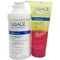 Uriage Xémose Pack Universal Emoliente Crema 400ml + Regalo Aceite Limpiador