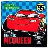 """""""McQueen"""" niño pañuelos - 100% algodón - 33 cm - 3 piezas"""