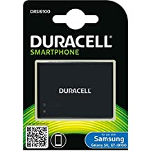 Duracell DRSI9100 - Batería de sustitución para Samsung Galaxy S2
