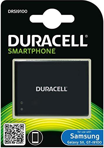 Duracell DRSI9100 Batteria per Samsung Galaxy S2, Nero