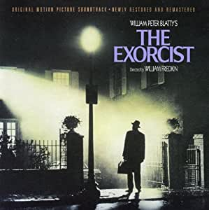 The Exorcist 1998 including Lalo Schifrin rejected score